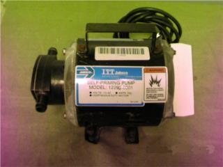 ITT Jabsco Self-Priming Pump 12290-0001 115 V, Reuse Outlet Store Puerto Rico