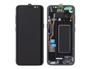 Pantalla LCD  de Galaxy S8 Plus Usada, Cellular City Caguas Puerto Rico