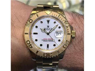 Rolex Yatchmaster oro 18k , CHRONO - SHOP Puerto Rico