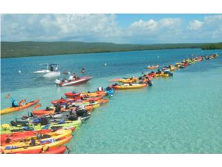 CLUB KAYAK GRATIS 3,000 Kayakeros Aventureros, AquaSportsKayaks Distributors PR 1991 7877826735 Puerto Rico