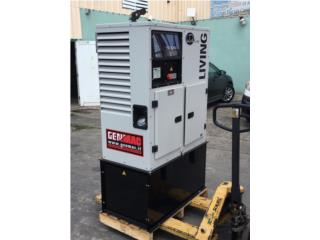 15.3 KW DIESEL TANQUE 60 USG, POWER SOLUTION Puerto Rico