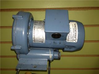 Blower Rotron Regenerativo 1/8 HP, 115/208 , Reuse Outlet Store Puerto Rico