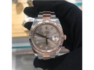 Rolex Datejust 41 Dos tonos, CHRONO - SHOP Puerto Rico