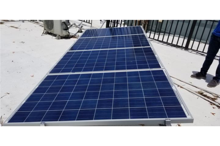 Kit Placas Solares Plan De Pago Puerto Rico