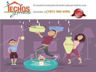 Sellado en Fiberglass- Lifetime Warranty*, TECHOS Y MAS  INC Puerto Rico