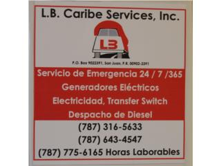GENERADORES DISPONIBLES PARA ENTREGA , POWER SOLUTION Puerto Rico