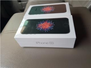 IPHONE SE SELLADO SIN USAR desbloqueado 32GB , W-I Celulares & Best Cover PR Puerto Rico