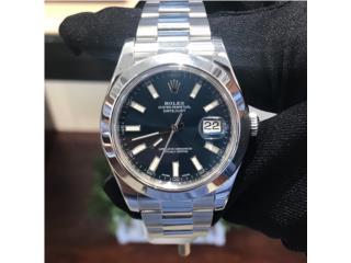 Rolex Date Just 41 Azul, CHRONO - SHOP Puerto Rico