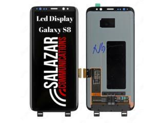 Pantalla Lcd Display Samsung Galaxy S8, SALAZAR COMMUNICATIONS Puerto Rico