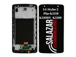 LCD Display Pantalla LG Stylus 2 Plus K535F , SALAZAR COMMUNICATIONS Puerto Rico