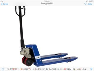**PALLET JACK 5,500 LBS*, SP TOOLS Puerto Rico