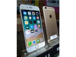 IPhone 6 ORO 64GB PARA (ATT-TMOBILE-CLARO), LA CASA DE LOS ANDROID Puerto Rico