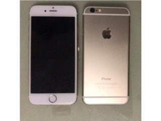 Iphone 6 16GB AT&T , Cellphone's To Go Puerto Rico