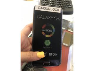 Galaxy S-6 Newwwww, Prepaid Mobile Puerto Rico