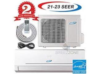AIRCON BY DAIKIN 21 SEER $699.00, HVAC Refrigeration  Puerto Rico