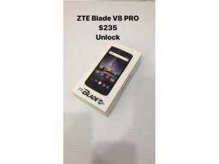 ZTE Blade V8 Unlock., Iphone FACTORY Puerto Rico