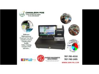 Camaleon POS Restaurante, Super Business Machines Puerto Rico