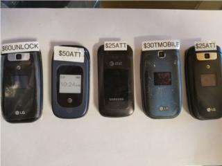 Celulares de ATT usados, Prepaid Mobile Puerto Rico