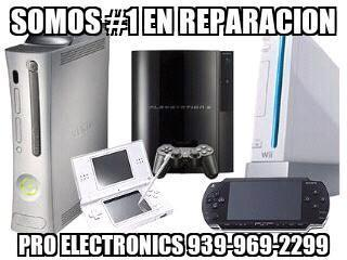 Kit PS4 Xbox One Xbox360 PS3 PSP WiiU 3DS DSi, PRO Electronics Puerto Rico