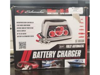 Battery Charger Schumacher , La Familia Casa de Empeño y Joyería-Guaynabo Puerto Rico