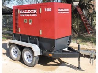 PLANTA ELECTRICA DIESEL BALDOR TS-80 3P, PowerGens & Equipments Puerto Rico