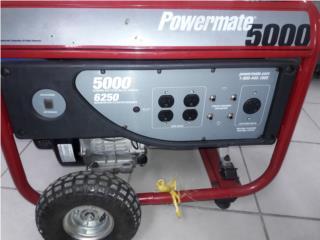 GENERATOR POWERMATE 5000 GAS, La Familia Casa de Empeño y Joyería, Ave Barbosa Puerto Rico