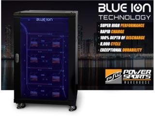 BLUE ION TECHNOLOGY, POWER SOLAR Puerto Rico