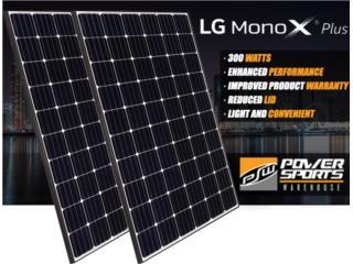 LG Mono X Plus, POWER SOLAR Puerto Rico