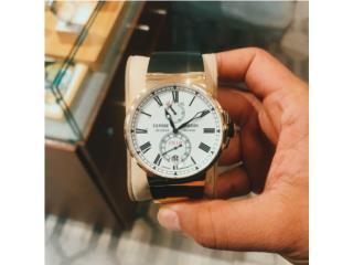 Ulysse Nardin Manufactre Chronometer , CHRONO - SHOP Puerto Rico