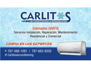 TGM 19 seer hasta 37.5 seer, Carlito's Air Conditioning Puerto Rico