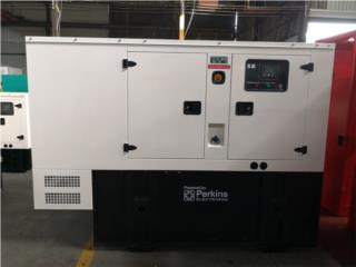 21KW PERKINS/STAMFORD/DOBLE PARED/STAINLESS, POWERSOLUTION DIESEL Puerto Rico