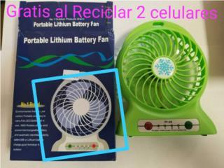Abanicos Portatiles, Prepaid Mobile Puerto Rico