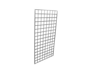 Grid panel 3 in. on center Chrome 2 x 6, WSB Supplies U Puerto Rico