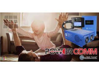 Aims Inverter PowerComm, PowerComm, Inc 7878983434 Puerto Rico