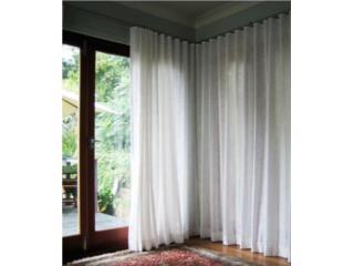 Showroom virtual de cortinas de tela, READY SHADES Puerto Rico