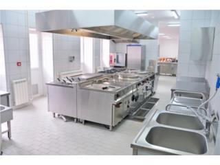 Cocina Comercial / Equipos de Refrigeración, Morland of P.R., Inc. Puerto Rico