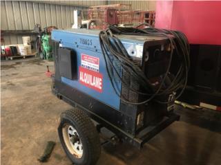 Guaynabo Puerto Rico Equipo Industrial, Miller Welder Big Blue 300 Perkins Diesel