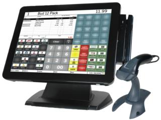 Sistema POS Touch Screen Colmado, Super Business Machines Puerto Rico