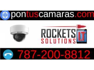 Protégete y pontuscamaras.com, Rockets I.T Solutions Puerto Rico