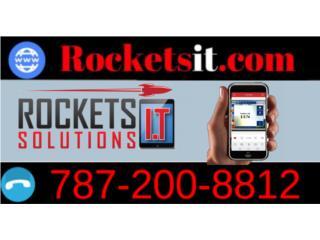 Ve tú Caja Registradora en tú celular, Rockets I.T Solutions Puerto Rico