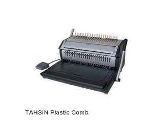 TAHSIN Plastic Comb, IMPRENTAS PR Puerto Rico
