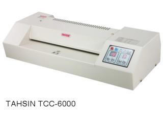 LAMINADORA- TAHSIN TCC-6000 , IMPRENTAS PR Puerto Rico
