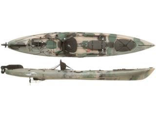 Kayak Torque Pesca Motor Eléctric Limited , AquaSportsKayaks Distributors PR 1991 7877826735 Puerto Rico