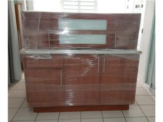 SET GABINETE PVC MODELO DELUXE, Homesolution Corp. Puerto Rico