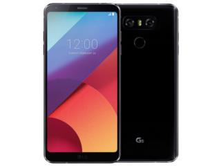 LG G6 32GB Tmobile, Cellphone's To Go Puerto Rico