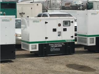 10 KW PERKINS/STAMFORD ATS, POWERSOLUTION DIESEL Puerto Rico
