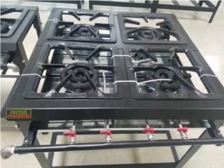 VARIEDAD DE ESTUFAS COMERCIALES!, Professional Kitchen Equipment Puerto Rico