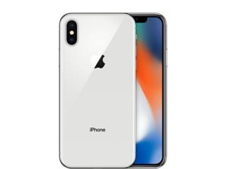 Iphone X 64GB AT&T Nuevos!, Cellphone's To Go Puerto Rico