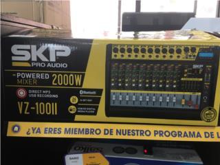 SKP Audio Mixing BoarD, La Familia Casa de Empeño y Joyería, Ave Barbosa Puerto Rico