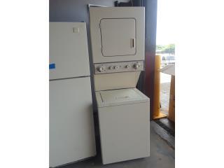 Combo Lavadora y Secadora GE 24 , Electro Appliance Puerto Rico